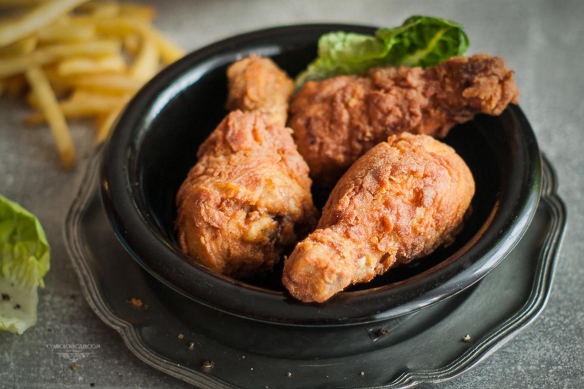 kurczak w panierce - przepis na domowe kfc