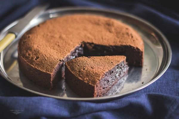 czekoladowe ciasto kladdkaka