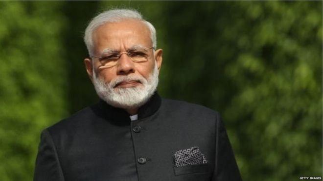 नेपाललाई भूटान  र माल्दिभ्ससँग तुलना गर्दै यस्तो  ट्वीट गरे भारतिय प्रधानमन्त्री मोदीले