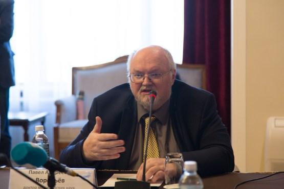 Павел Воробьёв