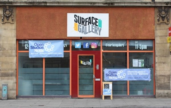 Surface Gallery Artists