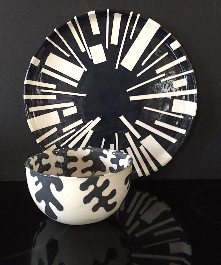 Anna Binns - Black and White