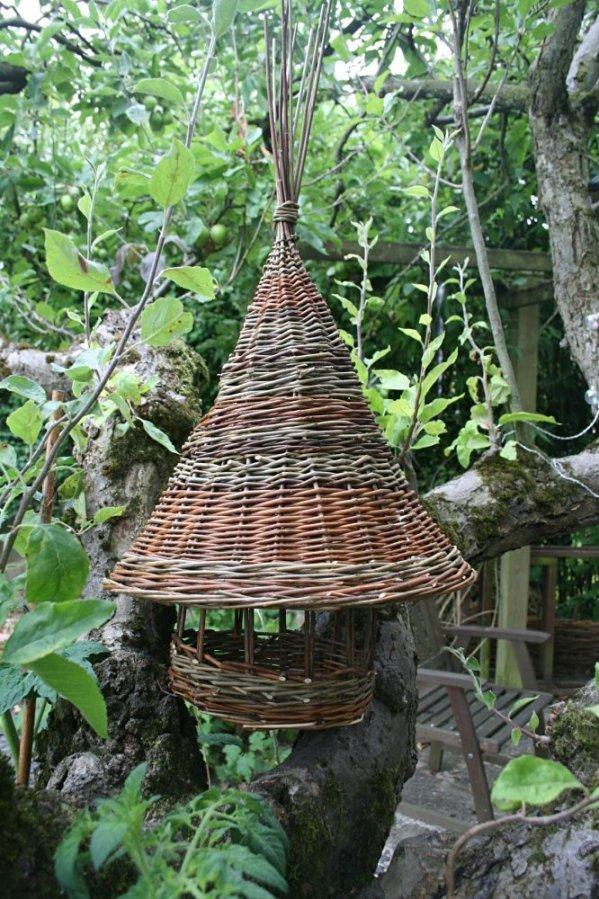 Chris Baxter - Bird house
