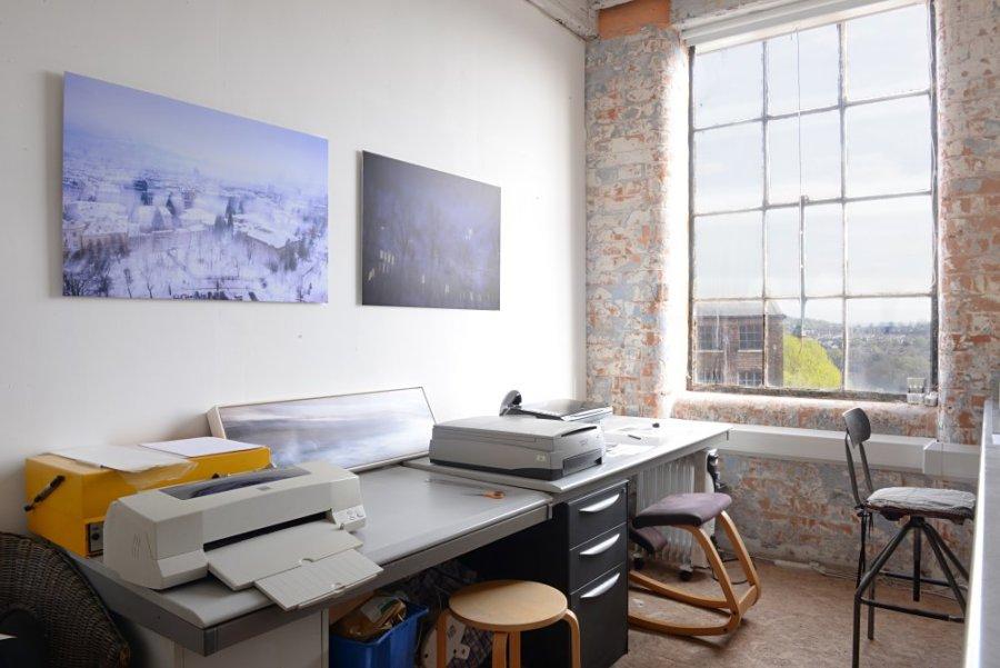 Dominic Pote - studio