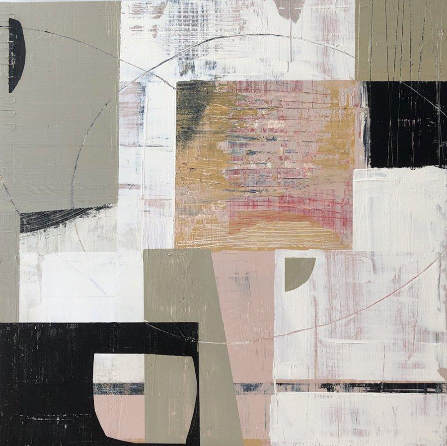 Gill Edwards - Juxtapose