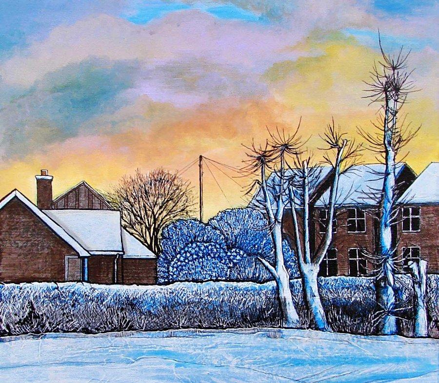 Sally Brackett - Sunrise