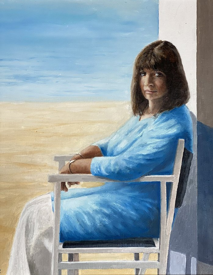 Susie in the sun - Maxwell Neale