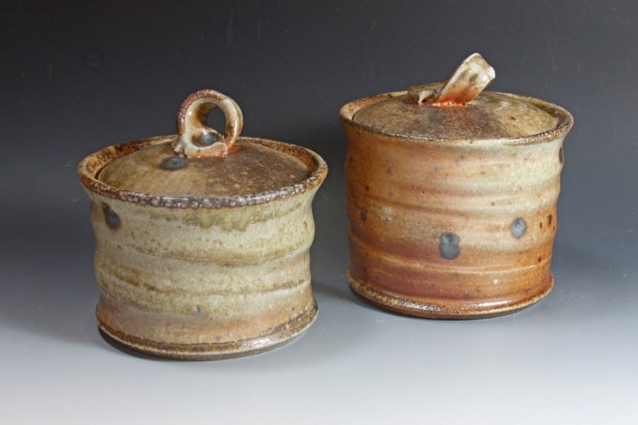 Carl Gray Lidded jars