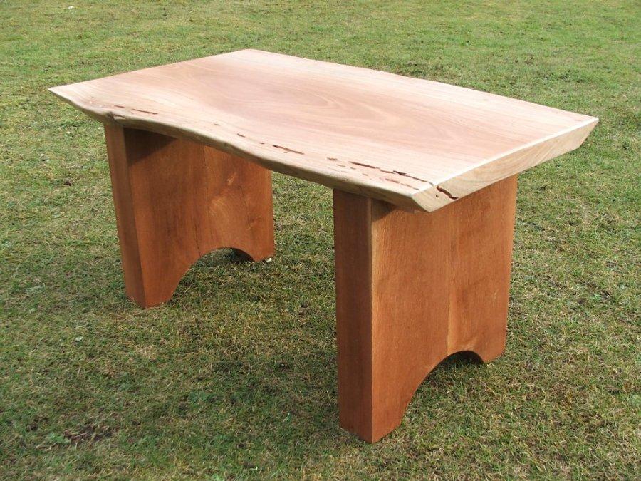 Mark Greene - Danta Wood Coffee Table