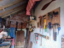 Mark Greene - workshop tools