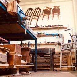 Stevenson & Soames Workshop