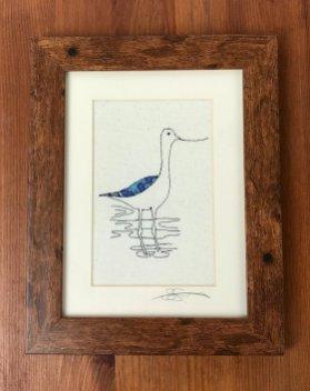 Wildgoose Designs Sarah Sewell Avocet - Sarah Sewell