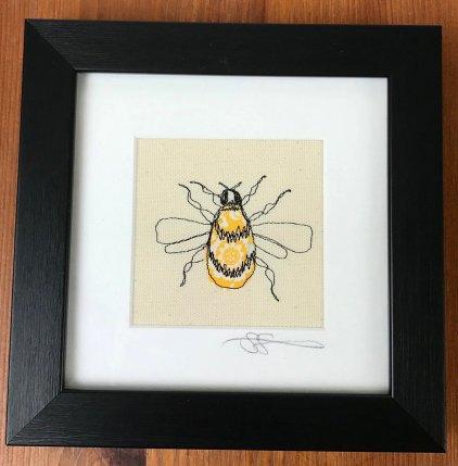 Wildgoose Designs - Sarah Sewell - Bee - Sarah Sewell