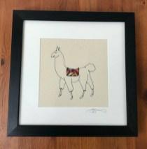 Wildgoose Designs - Sarah Sewell - Llama - Sarah Sewell