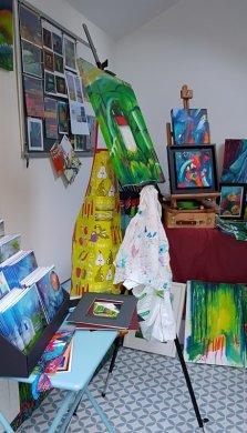 Amarajyoti studio 2