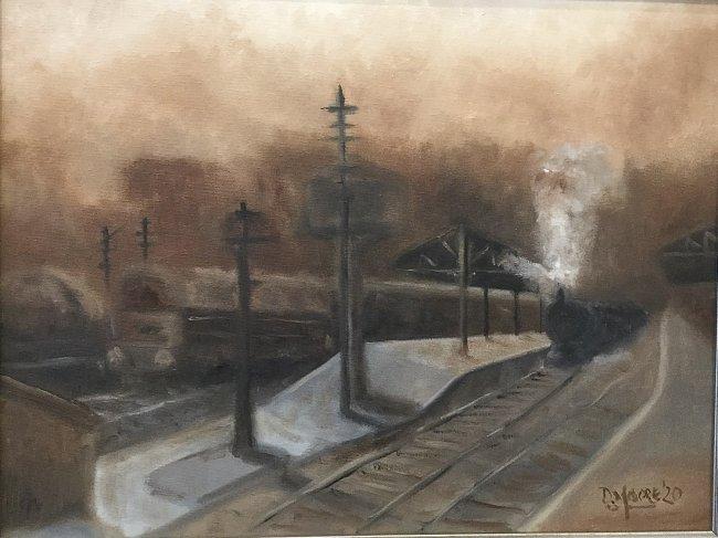 David Moore - Old Railways