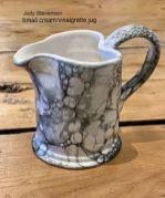 Judy Stevenson - Small cream/vinaigrette jug
