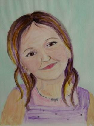 Julia King - My Granddaughter