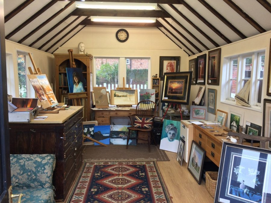 Max Neale studio
