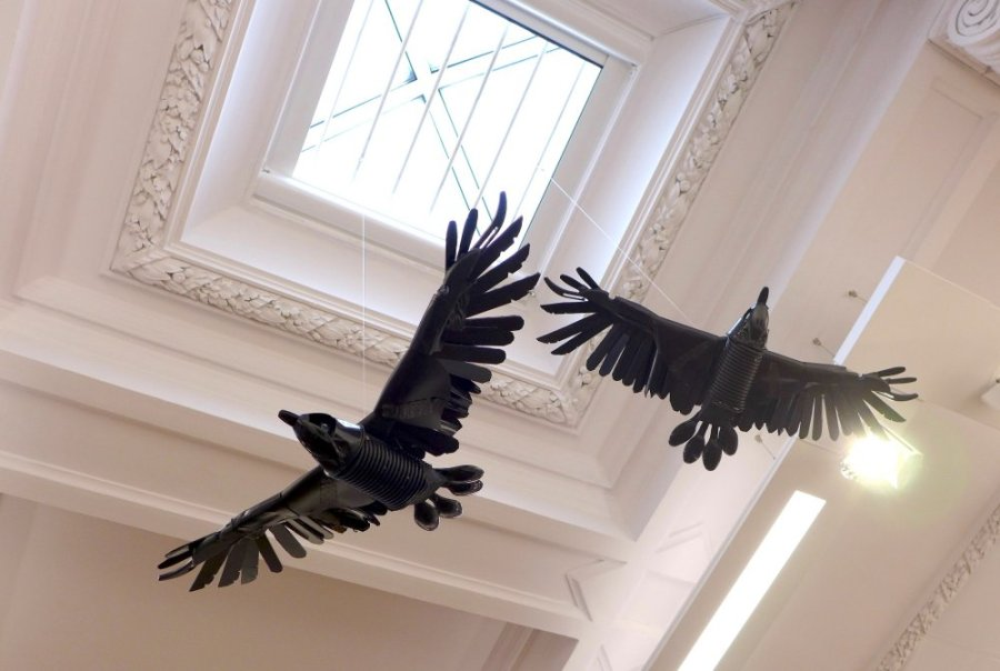 Michelle Reader - Crows
