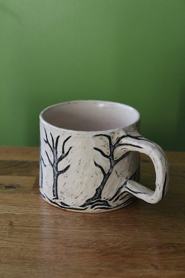 Ruby Daley - Tree Mug