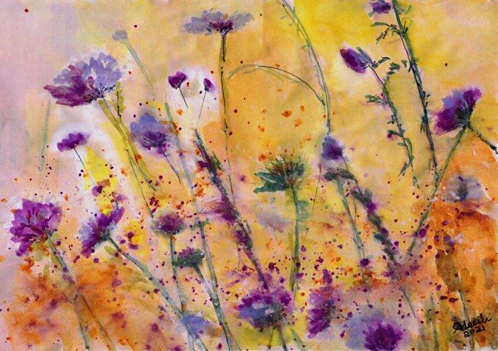 Ann Leech - Flowers