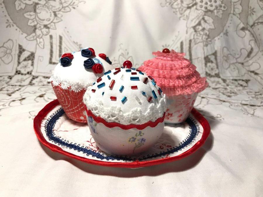Celebration cupcakes - Jess Kemp