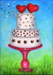 Wedding cake - Amarajyoti