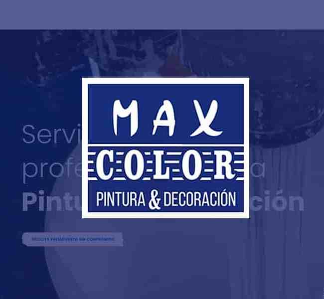 Pinturas MaxColor