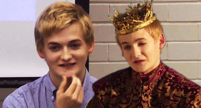 Jack Gleeson, who is popular as King Joffrey