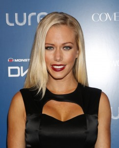 Kendra Wilkinson attends the US Weekly AMA After Party for The Wanted at Lure on Sunday November 19, 2012 in Los Angeles, California. (Photo by Todd Williamson/Invision/AP Images)
