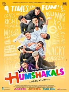 Humshakals_poster