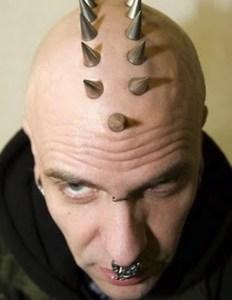 head-spikes