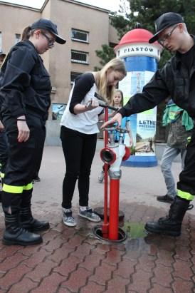 Zbiórka MDP - Hydranty