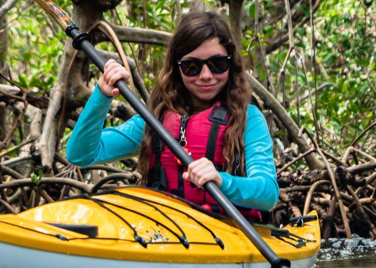 Kayaking Crew 52