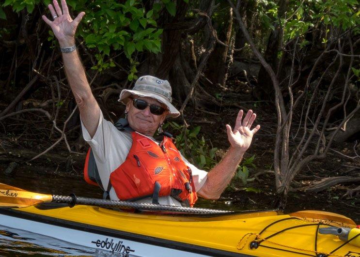 Kayaking Crew 40