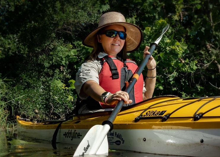 Kayaking Crew 34