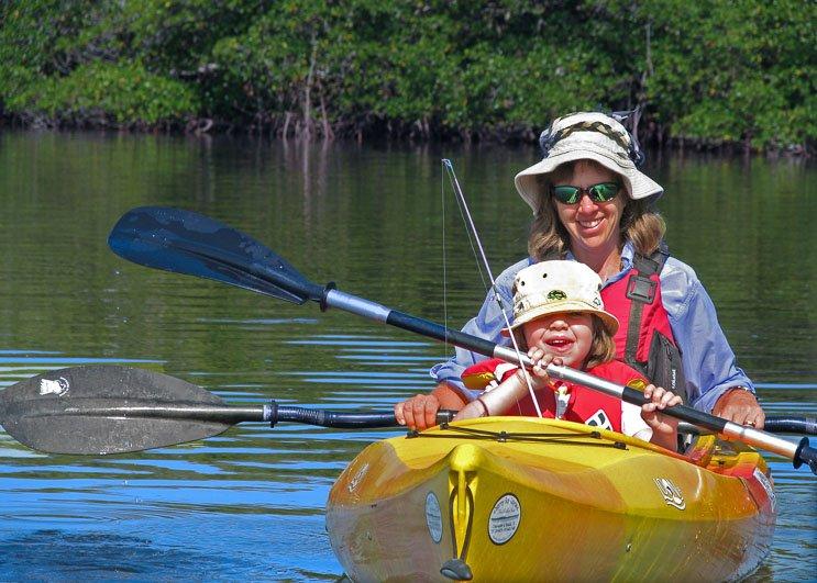 Kayaking Crew 74