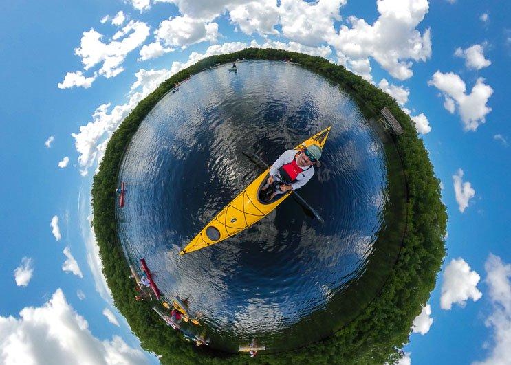 Kayaking Crew 30