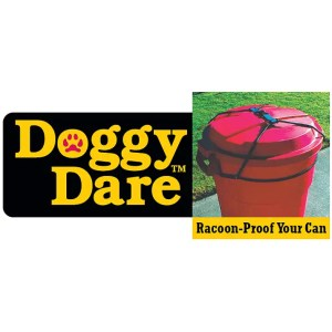 Doggy Dare Trash Can Lock 33 Ga