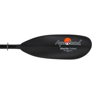 sting ray carbon kayak paddle