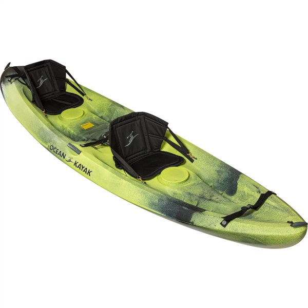 Malibu Two Lemongrass Camo Ocean Kayak