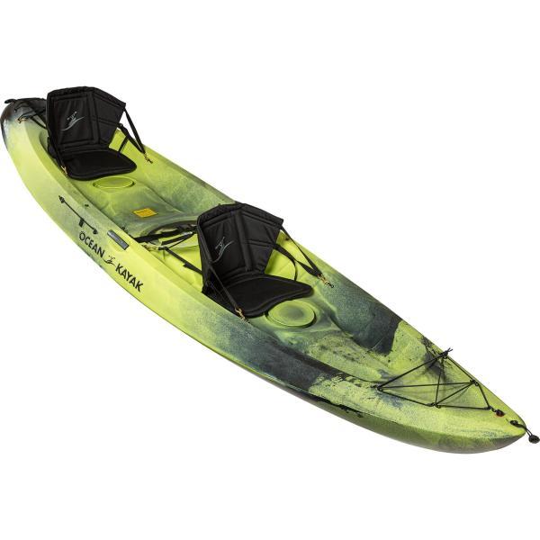 Ocean Kayak Malibu Two XL Lemongrass camo