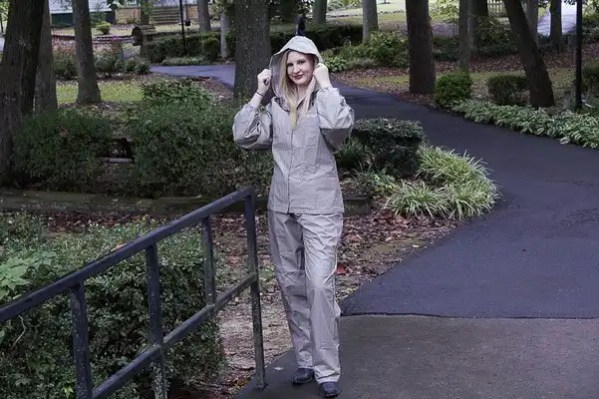 Ultra Lite 2 Rain Suit Wm 4