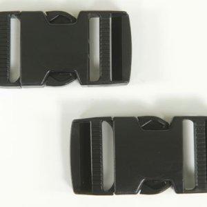 Side Release buckle 2″