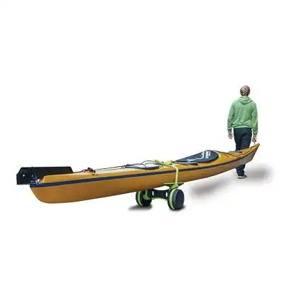 XT Kayak Cart 4
