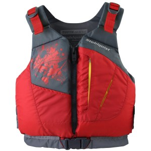 Escape Youth PFD red