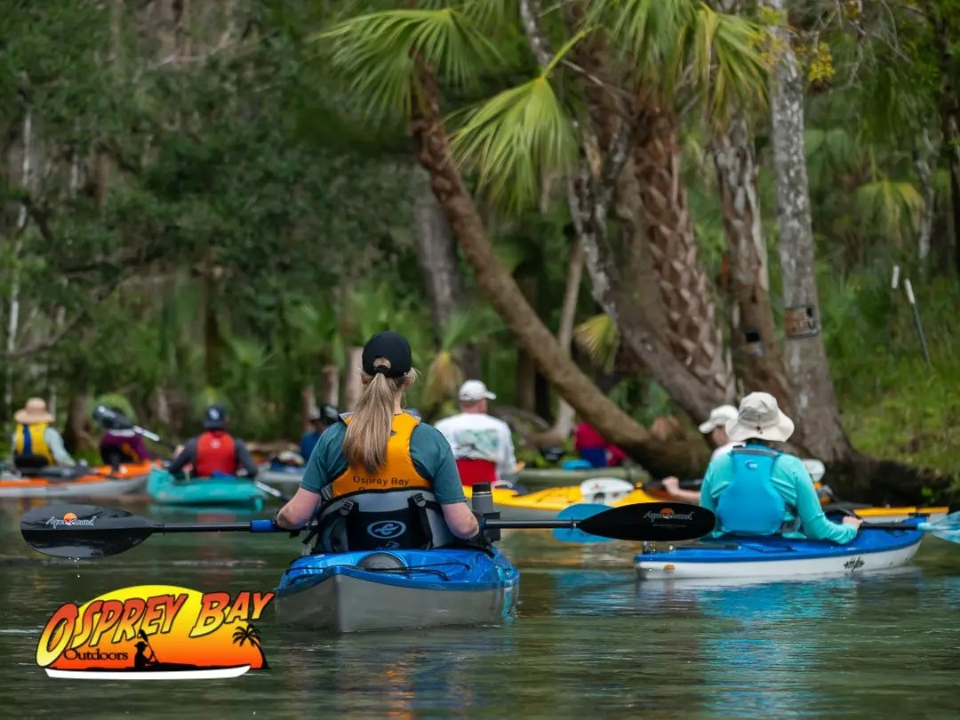 Chassahowitzka River Paddle Trip Feb 2021