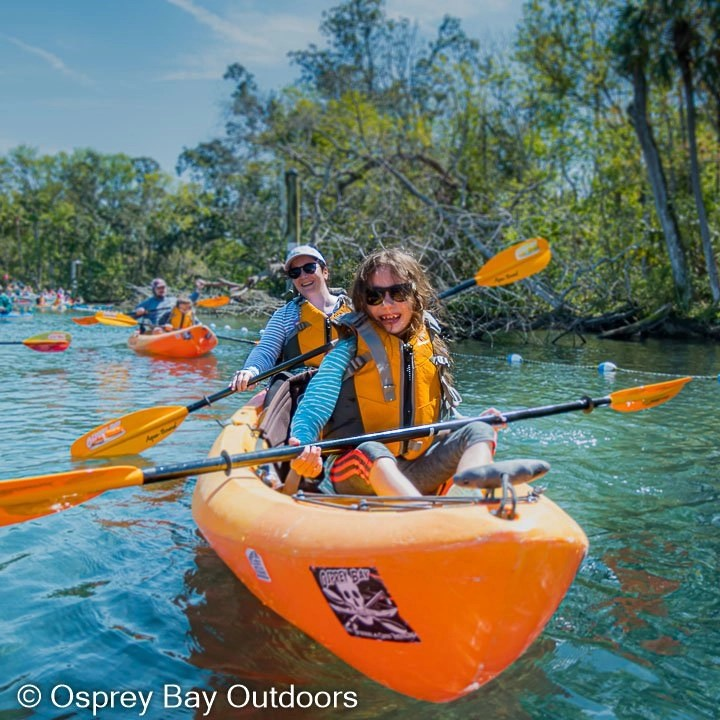 Homosassa River Paddle Trip March 2021