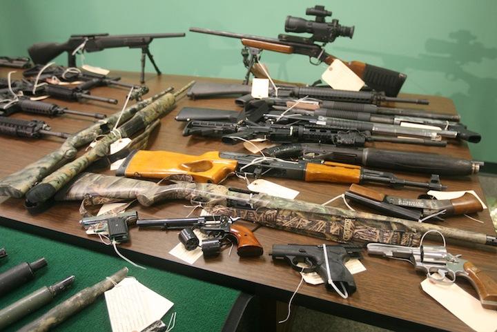 Operation Cease Fire Guns